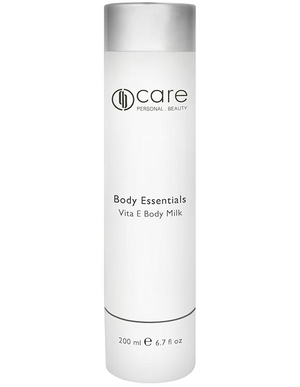 Care Personal Beauty Vita E Body Milk