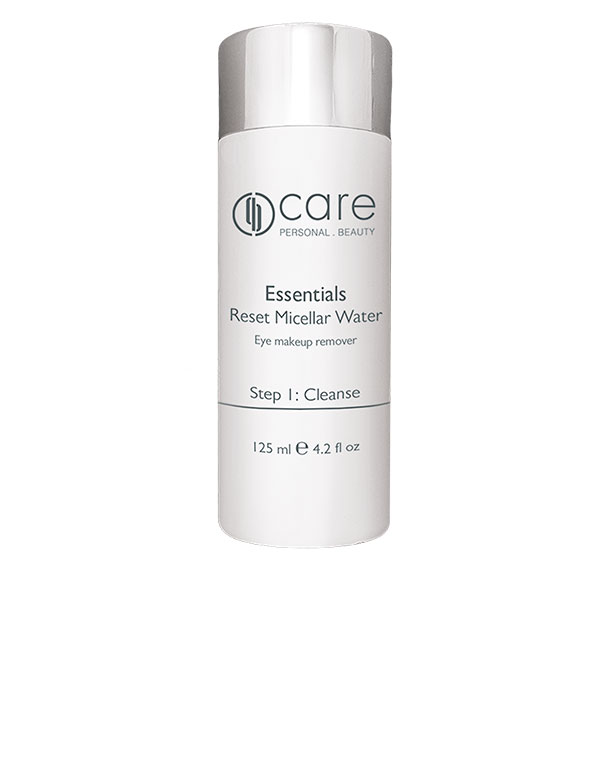 Care Personal Beauty Skin Care Producten Reset Micellar Water